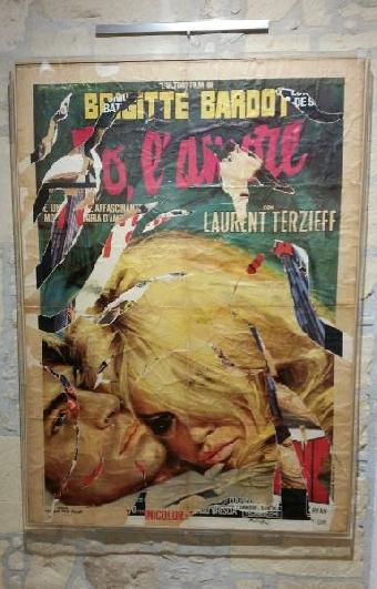 Mimmo Rotella Décollages