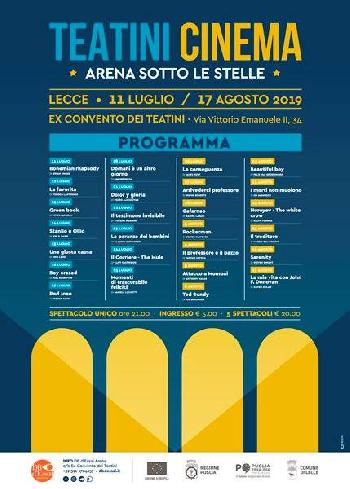 Arena sotto le stelle